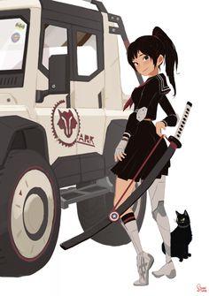 """NOAH Project Ark Citizen - """"sakuya & Nero""""soonsang works20151125""""사쿠야 & 네로""""Artstation - https://www.artstation.com/artist/soonsanghong54facebook  - https://www.facebook.com/soonsang.hong.54"""