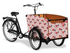 love the dutch cargo bike