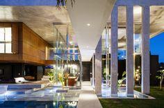 Botucatu House | Botucatu - SP, Brazil | FGMF Arquitetos