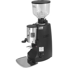Order the Mazzer Robur Commercial Espresso Grinder from Online Coffeehouse! Drip Coffee Maker, Coffee Beans, Commercial, Cleaning, Coffee Grinders, Black, Products, Tips, Black People