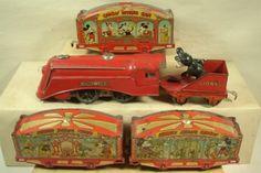 lionel train 1935