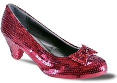 ruby red slippers from http://www.princesspumps.com/Princess_Pumps/Princess_Pumps_Slippers.html