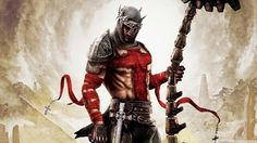 """""""Dante's"""" El guerrero iluminado, imperecedero, su poder es solo limitado por su voluntad y su voluntad no conoce un fin. Potencial destructor de dioses."""