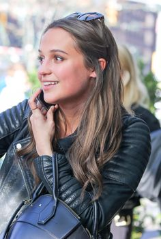 (Alicia Vikander - Needs an Angel) Hello, I'm Frankie and I'm a newly graduated college student, who works with some of the major recording artists of our time as a songwriter. I'm a rather creative girl, and I do happen to often have a way with words, in the sense of poetry. However, I'm definitely not the most confident person around for sure..
