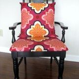An exquisite chair is one of the best ways to bring character and flair to a room