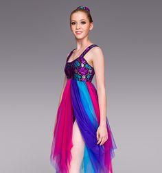 Theatricals Costumes Esmeralda Adult Lyrical Dress