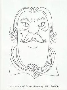 Brdecka portrait of Trnka for blog 900