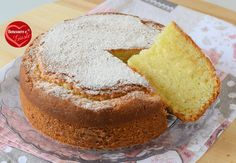 Vegan Yogurt, Italian Cake, Cornbread, Food Inspiration, Sweet Recipes, Cheesecake, Good Food, Cooking, Ethnic Recipes