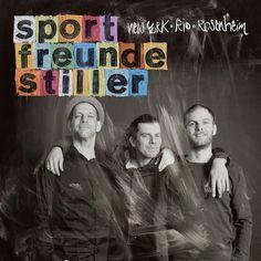 album cover art: sportfreunde stiller - new york, rio, rosenheim [05/2013]