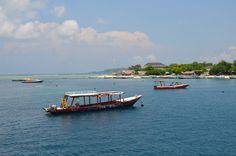 Mit dem Speedboot von Bali nach Gili Trawangan - koffergepackt Lombok, Bali, Gili Trawangan