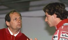 McLaren boss Ron Dennis recalls Ayrton Senna 20 years after driver's death - Autoweek Racing Formula One news - Autoweek