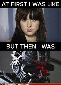 Caprica. Hated when this was canceled!