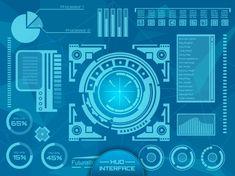 Dj Pro, Futuristic, Futuristic Technology, Vector Background, Circuits, Frames, Tecnologia