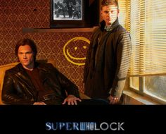 """""""Superwholock by classicbluebell""""  So....much....awesome...can't...contain.... JOOOYYY!!!"""