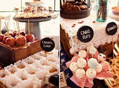 Americana Rustic 4th of July Wedding   Green Wedding Shoes Wedding Blog   Wedding Trends for Stylish + Creative Brides