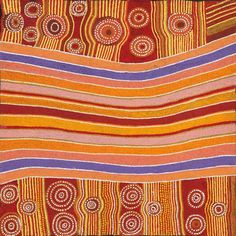 Brenton Ken - 'Ngayuku ngura (My Country)' - Outstation Gallery - Aboriginal Art from Art Centres