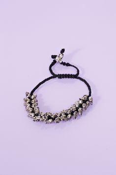 Nasty Gal skull bracelet