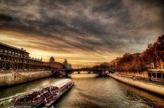 Paris Magic by Marco Romani, via 500px