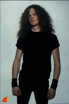 Jason Newsted Metallica, Ron Mcgovney, Metallica Black, Cliff Burton, Ride The Lightning, James Hetfield, 80s Music, Thrash Metal, Metalhead