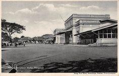 Nederlands-Indië Soerabaja Station Soerabaja-Kolta Azië Surabaya Indonesia HC3988 - House of Cards