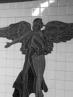 NYC Subway Tile Mosaic | NYSOM on the Ground
