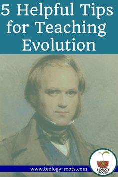 5 Tips for Teaching Evolution | Tips for teaching natural selection