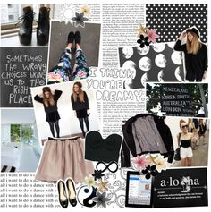 """""""don't get too close, it's dark inside, it's where my demons hide ♡"""" by summer23134 ❤ liked on Polyvore"""