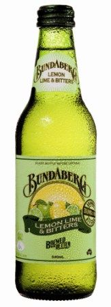 Bundaberg Brewed Drinks | Lemon Lime and Bitters Drink