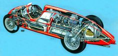 Alfa romeo cutaways - Alfa Romeo Bulletin Board & Forums