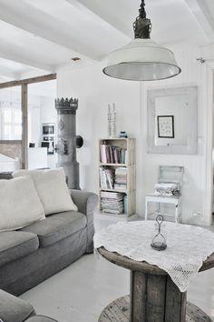 home. white . scandinavian style