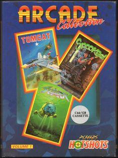 Arcade Collection (C64)