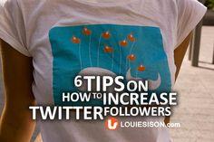 Increase Twitter Follwers