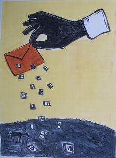Untitled Hand) by Colbert Mashile Workshop, Hands, Artwork, Artist, Prints, Humor, Atelier, Work Of Art, Amen