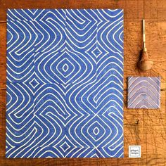 Going on a printmaking class? Linolium, Linoleum Block Printing, Stamp Carving, Handmade Stamps, Fabric Painting, Encaustic Painting, Tampons, Linocut Prints, Printmaking