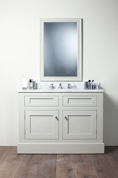 3 Thoughts You Have As Cheap Bathroom Cabinets Uk Approaches - Shaker Style Bathroom Vanity Unit: Shaker Bathroom Vanity . Bathroom Vanity Units Uk, Bathroom Cabinets Uk, Bathroom Vanity Designs, Bathroom Furniture, Bathroom Storage, Bathroom Vanities, Sinks, Bathroom Ideas, Vanity Sink
