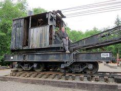Train Crane