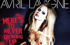 Ouça a nova música de Avril Lavigne, Heres To Never Growing Up