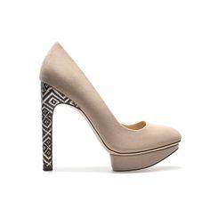 ESCARPINS À PLATE-FORME - Chaussures - Femme - ZARA France