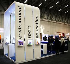 "Sanlam exhibition stand | IRF 2012 by XZIBIT`S ""EYE LOVE CANDY"" PORTFOLIO, via Flickr"