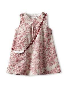 Je suis en CP! Girl's Like Mummy Dress at MYHABIT