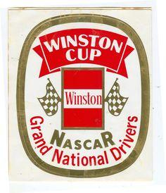 nascar winston cup series jacket