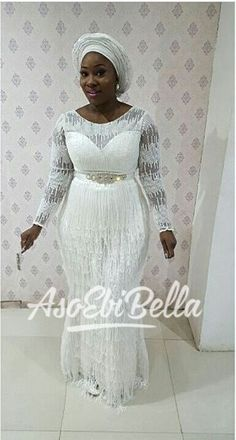 African Lace Styles, African Lace Dresses, African Wedding Dress, Latest African Fashion Dresses, African Print Fashion, Latest Lace Styles, Lace Dress Styles, Lace Evening Gowns, African Traditional Dresses