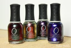 Orly Fall '10 Cosmic FX collection