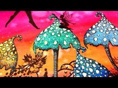Magic   Art Journal Tutorial #8   Pink At Heart - YouTube