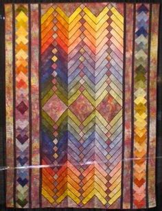 French braid quilt by bessie