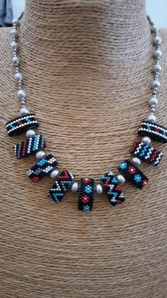 Made with Carrier Beads! Find them on Etsy!