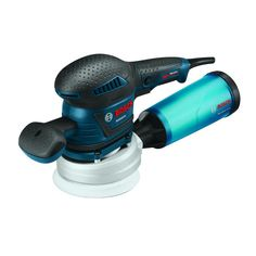 Bosch 3.3 Amp Corded 6 in. Rear-Handle Random Orbit Sander with Vibration Control-ROS65VC-6 - The Home Depot