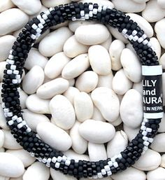 Unique Black and White - LILY and LAURA® Bracelets