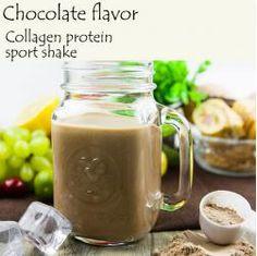 Fish Collagen Protein Sports Shake (Chocolate)