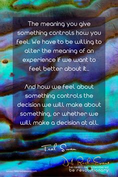 Teal Swan, Feel Better, Me Quotes, Meant To Be, Campaign, How Are You Feeling, Content, Feelings, Medium